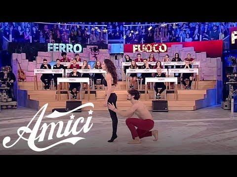 Amici 17 - Vittorio - Poetica