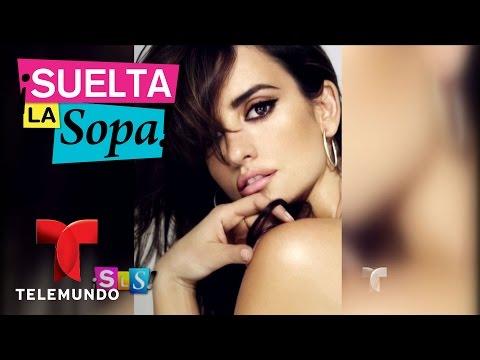 Penelope Cruz se transformo en Donatella Versace | Suelta La Sopa | Entretenimiento