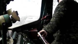видео Тепловоз ТЭ2 | Крышка цилиндра и ее арматура