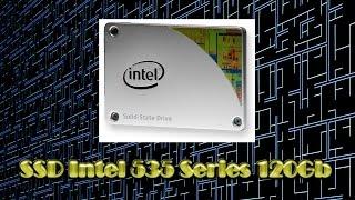 SSD Intel 535 Series 120Gb (SSDSC2BW120H601) Розпакування - Огляд