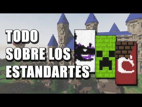 Todo Sobre Los Estandartes - Minecraft En Español