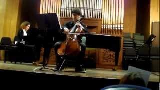 Andrés Rodríguez Fernández (Concerto in Do maggiore RV 399 de Antonio Vivaldi)