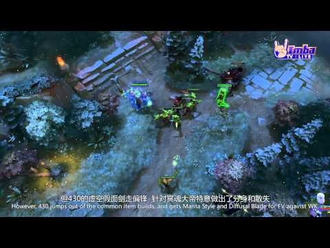 Sleeping Lion – A Documentary of Invictus Gaming (7/8th place in TI4)