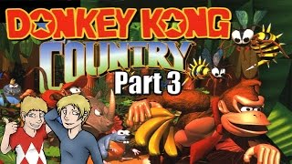 Donkey Kong Country (SNES) Power Plays Part 3: Vulture Culture Returns