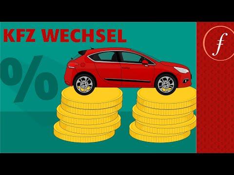 KFZ Wechsel - 50 € monatlich und mehr sparen!
