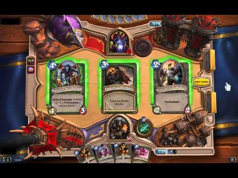 Hearthstone: Heroes of Warcraft beta 1.0.0.3937 - Hunter bug/cheat