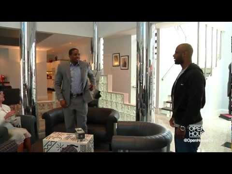 "Celebrity Realtor Jay Morrison takes out Denver Broncos Mike Adams on ""Open House NYC"" Part 1"