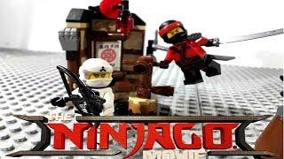LEGO - The Ninjago Movie - Spinjitzu Training review! 70606!