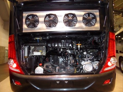 Bus-México: Motor de Marcopolo Paradiso G7 1800 DD / Mercedes-Benz OC500RF 2543