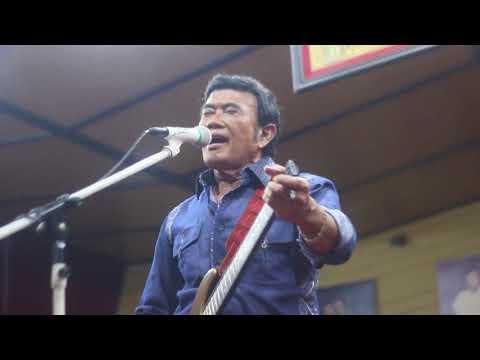 LAGU BUTA TULI RHOMA IRAMA; konser latihan indosiar 17 sept 2017