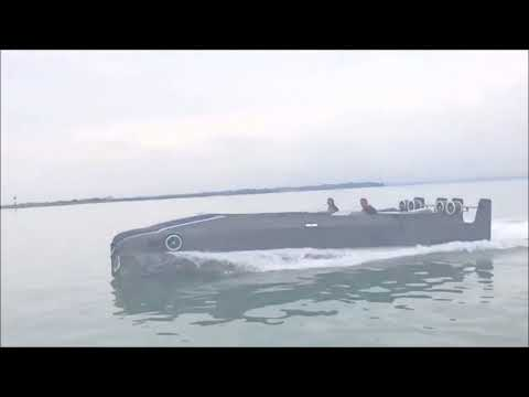 Fast and Covert Subsea Craft Diver Delivery Unit