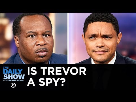 Trevor Gets a Shout-Out from Chinas State Media | The Daily Show