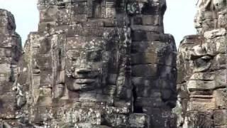 Камбоджа, Ангкор, Храм Байон, ч.1 с www.Asia-Tours.com.ua(Камбоджа, Ангкор, Храм Байон, ч.1 с www.Asia-Tours.com.ua., 2010-07-23T14:27:30.000Z)