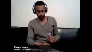 Test SooperLooper - Virtual Loop Station