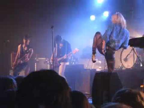 The Sounds - Dorchester Hotel, Köln, Live Music Hall, 5.12.2009