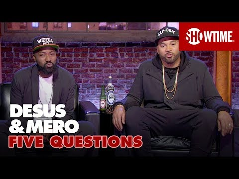 Dre - Would You Rather w/ Desus & Mero