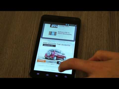 Karbonn A30 TA Phone Full Review - iGyaan