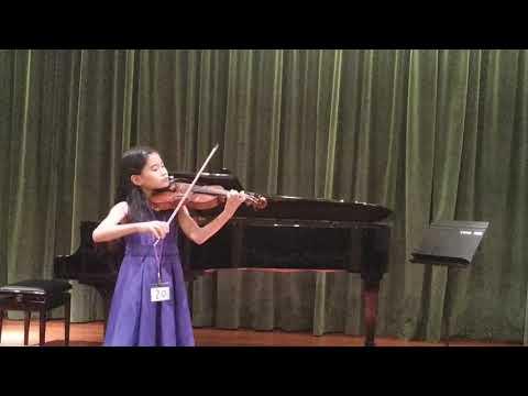 Paganini - Caprice No. 16 (SVF 2019)