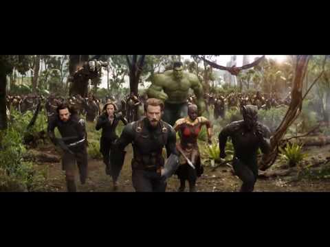 Marvel Studios' Avengers: Infinity War Official Trailer HD