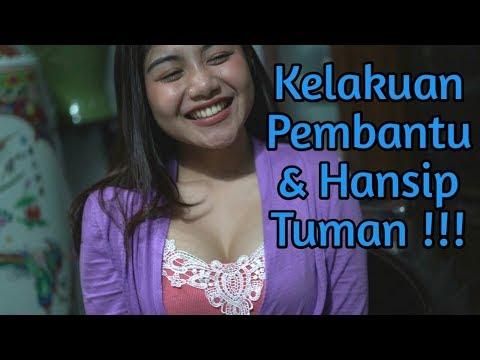 Kelakuan Pembantu & Hansip Tuman !!! Minta Pake Kond*m ??? | Film Pendek Komedi | S'CUIL # 16