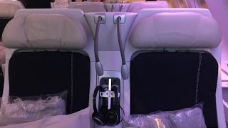 Air France Premium Economy | Boeing 777-200ER | Shanghai to Paris
