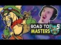 Diamond Promos Final Boss = Teemo Jungle?? | Road To Master #5 - League Of Legends video