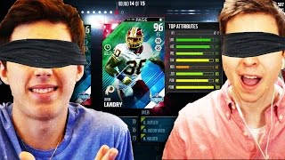 GREATEST BLIND DRAFT AND PLAY EVER! MADDEN 16 DRAFT CHAMPIONS VS TDPRESENTS
