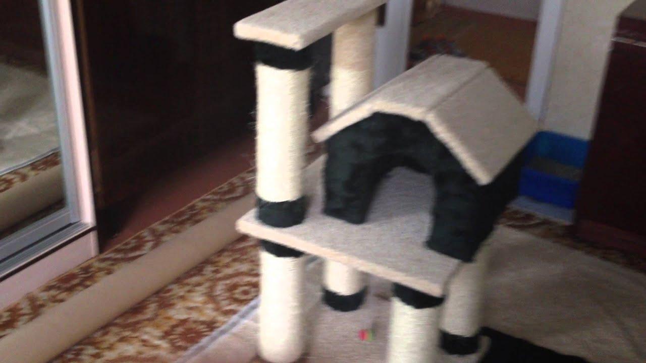 домики для котов инструкция,фото