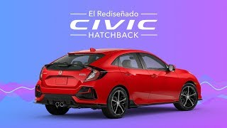"""2020 Honda Civic Hatchback: """"Music"""" :15 (Spanish)"""