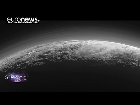 ESA Euronews: Uncovering the icy mysteries of Pluto