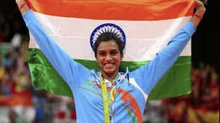 Rio Olympics 2016 : PV Sindhu Final Match Highlights Emotional Scenes