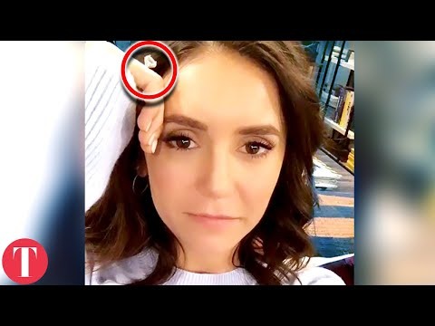 Nina Dobrev Got Engaged To Mystery Man And No One Noticed