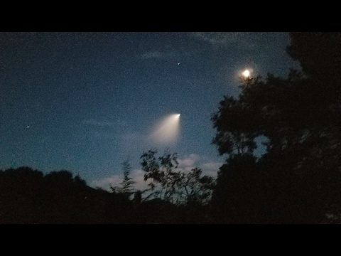 Mysterious light spotted in Bay Area skies was not a UFO