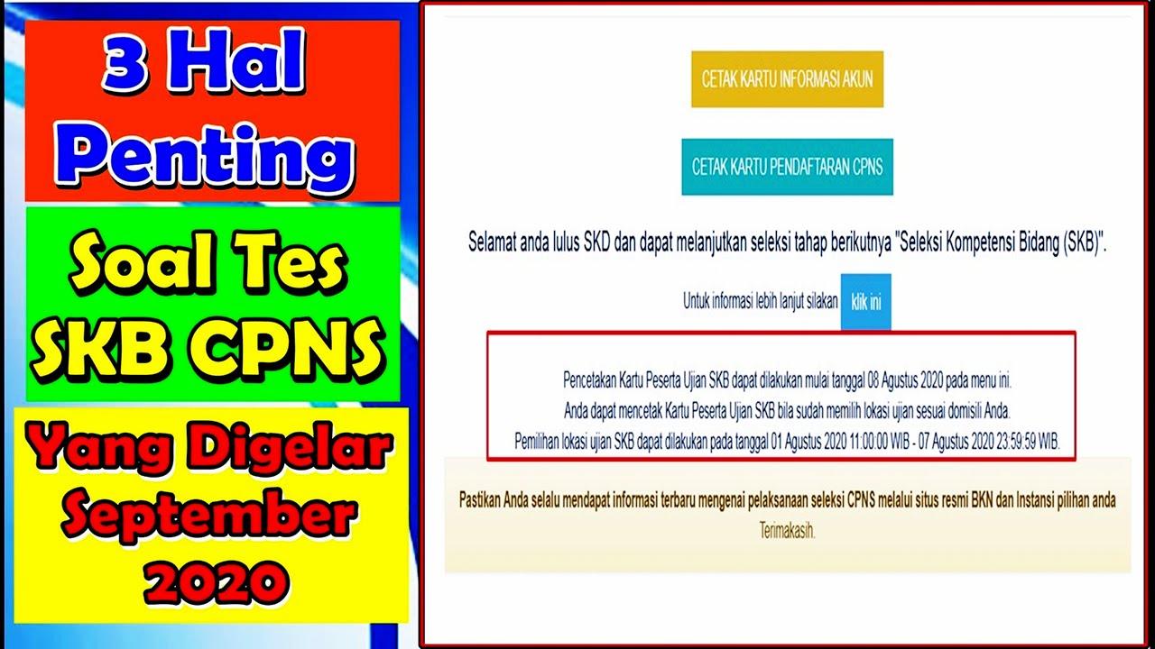 Contoh Soal Tkb Cpns Teknik Informatika - Contoh Soal Dan ...