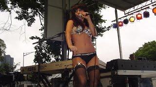Lady Gaga(Stefani Germanotta) & Lady Starlight - Lollapalooza Festival  (live)