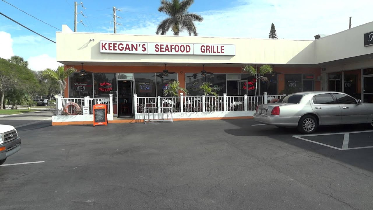 Keegan S Seafood Restaurant Indian Rocks Beach Florida
