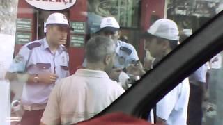 POLİSİN VATANDAŞA KEYFİ DAVRANIŞI