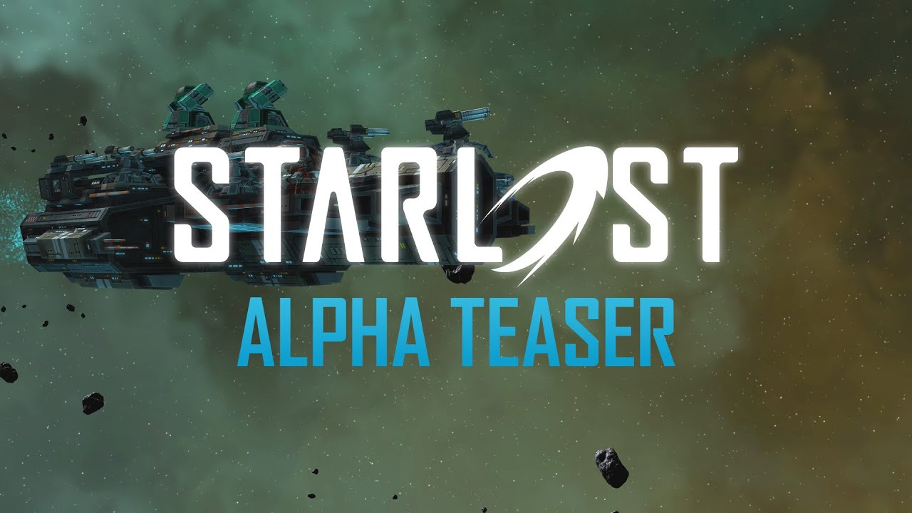 Starlost: Alpha Teaser Trailer HD