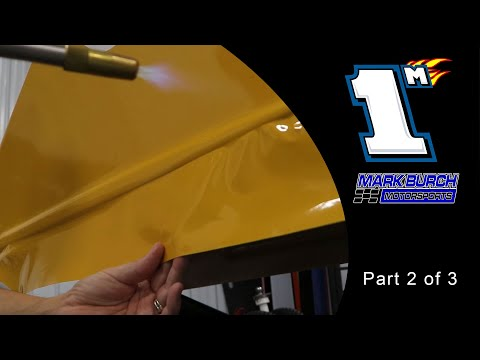 Old School Sprint Car Design - Mark Burch Motorsports Part 2 Of 3
