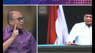 Dialog: Prabowo-Sandi Kalah, Indonesia Punah?