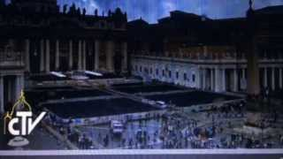 Vatican Magical Mystery Tour! Strange Signs! (2014)