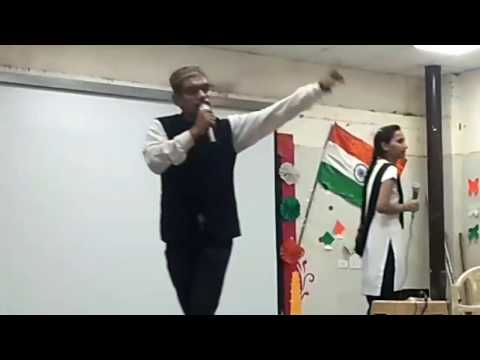 बापू _A_Motivational_Video_At Diet Dg By Usama Ahmed Khan & Stuti PART-2