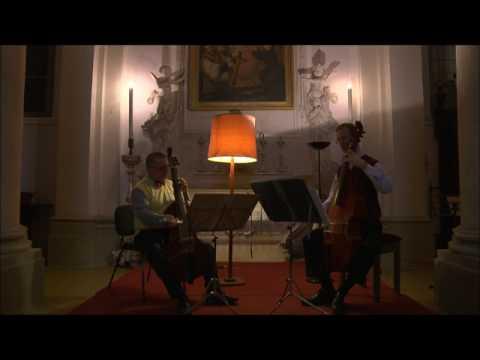 Christoph Schaffrath: Duetto à due Viole da Gamba (Roberto Gini, Marco Angilella; 2016)