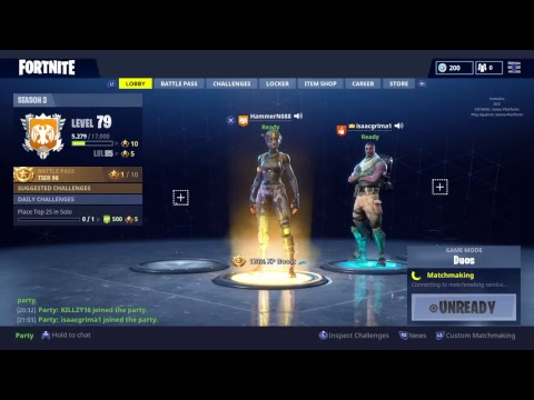 how to use custom matchmaking fortnite pc