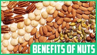 The Health Benefit of Nuts