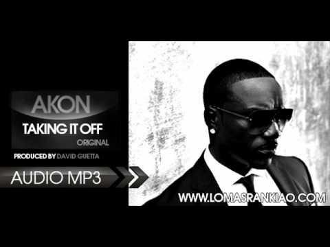 Akon - Taking It Off (new 2010)
