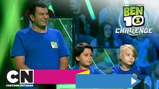 Ben 10 Wyzwanie | Odcinek 8 | Cartoon Network