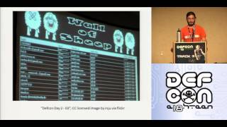 DEF CON 18 - Christopher Soghoian - Your ISP and the Government: Best Friends Forever