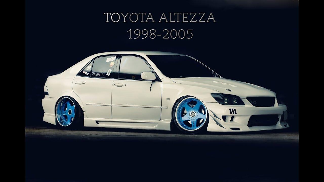 Kelebihan Toyota Altezza Harga