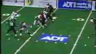 Arena Football League Hail Mary Passes